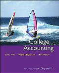 College Accounting , Chapter 1-14 - with Circuit City...