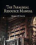 Paralegal Resource Manual W/CD