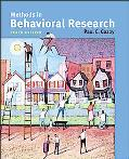 Methods Behavioral Research