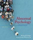 Abnormal Psychology: Clinical Pers