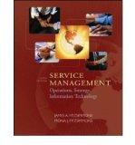 Service Management: Operations, Strategy, Information Technology with CDROM