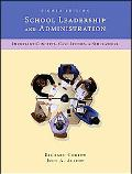 School Leadership & Administration: Important Concepts, Case Studies, and Simulations