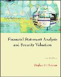 Financial Statement Analysis and Security Valuati
