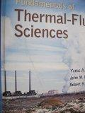 Fundamentals of Thermal-Fluidsciences