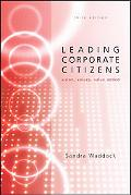 Leading Corporate Citizens: Vision, Values, Value Added
