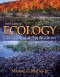 Ecology: Concepts an