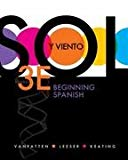 Sol y viento / Sun and Wind: Beginning Spanish (Spanish Edition)