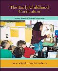 Early Childhood Curriculum Inquiry Learning Through Integration
