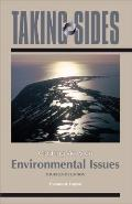 Taking Sides: Clashing Views on Environmental Issues (Annual Editions)
