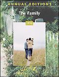 Annual Editions: The Family 09/10