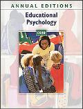 Annual Editions: Educational Psychology, 09/10
