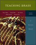Teaching Brass A Resource Manual