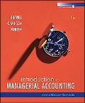 Introduction to Managerial Accounti