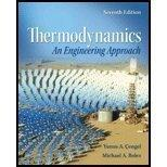 Thermodynamics : An Engineering Approach, 7th Edition