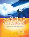 Marketing Management A Strategic Decision-making Approach