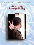 American Foreign Policy 06/07 Annual