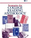 Strategies for College Reading Anthology