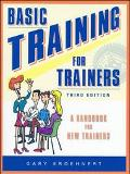 Basic Training for Trainers A Handbook for New Trainers
