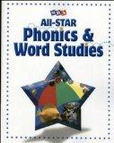 All-STAR Phonics & Word Studies - Student Workbook - Level C