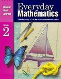 Everyday Mathematics, Grade 4: Student Math Journal, Vol. 2