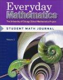 Everyday Mathematics, Grade 6: Student Math Journal, Vol. 2