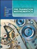 Pre-Transition Mathematics (University of Chicago School Mathematics Project)