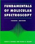 Fund.of Molecular Spectroscopy