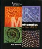 Mathematics in Our World (Ashford University)