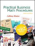 Practical Business Math Procedures, Student Edition with Dvd