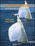 Applied Statistics in Business & Economics with Student CD (McGraw-Hill/Irwin Series, Operat...