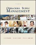 Operations & Supply Management with Student DVD Rom