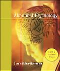 Abnormal Psychology-Media Update - with CD