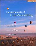 Fundamentals of Cost Accounting HWM+ PC