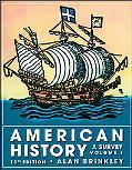 American History Vol 1
