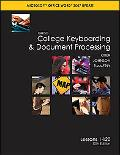 Gregg College Keyboarding & Document Processing (GDP), Word 2007 Update, Kit 3, Lessons 1-12...