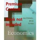 Premium Content Card for Economics, 18e [Economics, 18th edition] Author(s): McConnell , Cam...