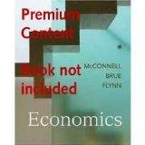 Premium Content Card for Economics, 18e [Economics, 18th edition] Author(s): McConnell , Cam...