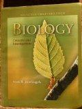 Selected Chapters From Biology Concepts and Investigations