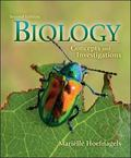 Connect+ Biology Concepts and Investigations 2e By Marielle Hoefnagels, Access to Ebook