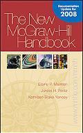 New Mcgraw-Hill Handbook (hardcover) Update w/ Catalyst