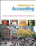 Principles of Financial Accounting Ch 1-17 with Annual Report