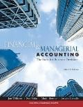 Loose-leaf version Financial & Managerial Accounting