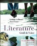 Literature: Craft & Voice (Fiction, Poetry, Drama) with Connect Literature Access Card: Thre...