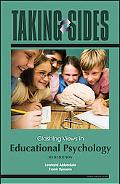 Taking Sides: Clashing Views in Educational Psychology, 6/e with FREE Annual Editions: Asses...