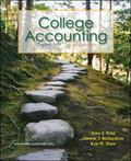College Accounting Ch. 1-29 with Annual Report + Connect Plus