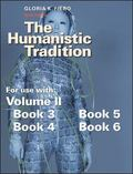 Music Listening CD 2 for Humanistic Tradition (for use with Volume II or Books 4-6)