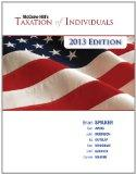 McGraw-Hill's Taxation of Individuals, 2013 Edition