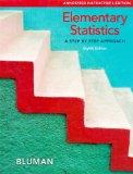 Elementary Statistics : A Step by Step Approach