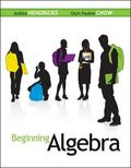 Beginning Algebra Connectplus Math by Aleks Access Card 52 Weeks