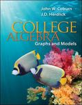 Package: College Algebra - Graphs & Models with Connect Plus Access Card
